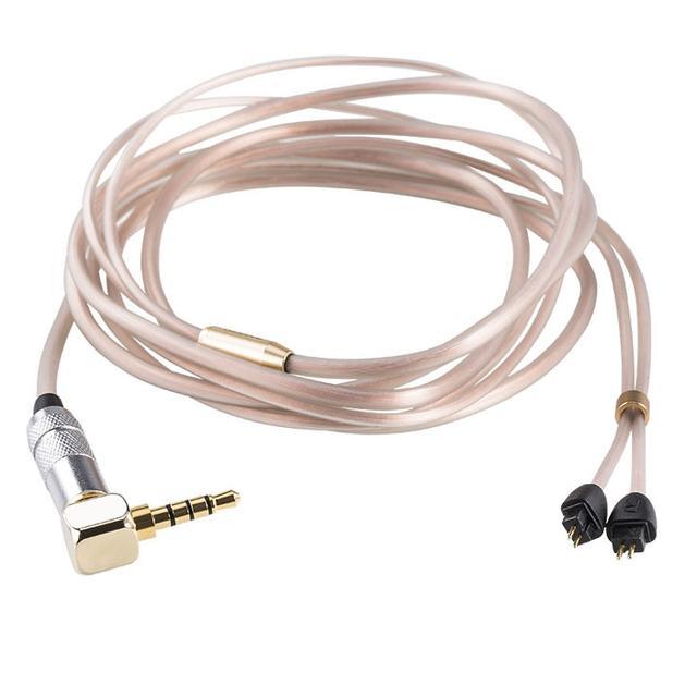 画像: HIFIMAN、フラッグシップイヤホン「RE2000」用のリケーブル「Balanced Cable for RE2000」を発売。2.4万円