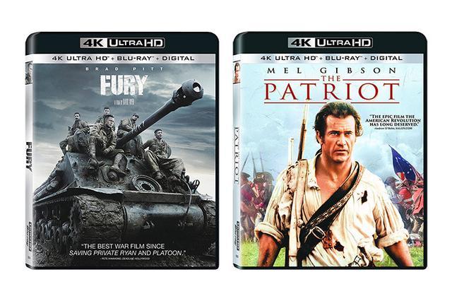画像: 映画番長の銀幕旅行3/8『フューリー』『パトリオット』最新4Kリマスターで名作アクション・ドラマがUHD Blu-ray化