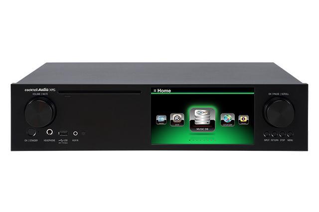 画像: カクテルオーディオ、マルチメディアプレーヤー「X45」を発売。USB DAC機能を追加して使い勝手が向上