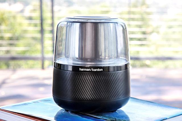 画像: ハーマンカードン、Amazon Alexa対応スマートスピーカー「Harman Kardon Allure」発表。年内にアマゾンで販売開始