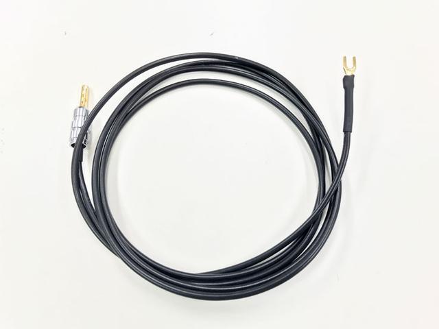 画像: iFI-Audio、発売以来人気の電源アクセサリー「iPurifier AC」用のアースケーブルを緊急発売