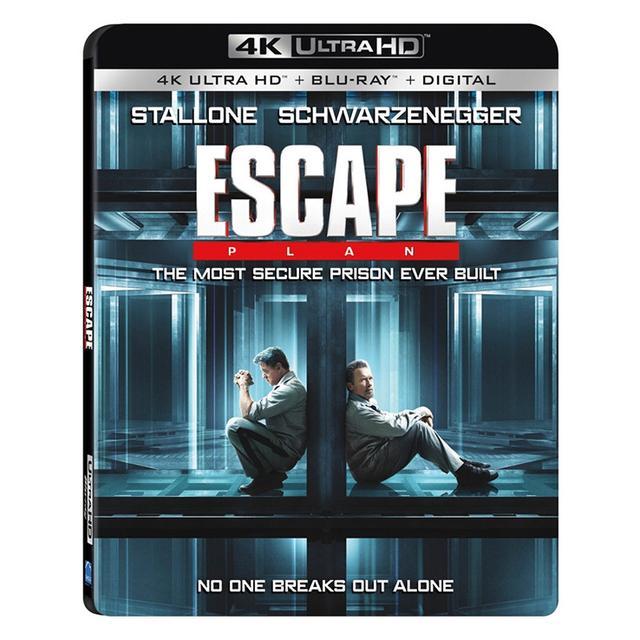 画像: 映画番長の銀幕旅行3/30『大脱出』スタローン&シュワルツェネッガー共演脱獄アクションが4K UHD Blu-rayで発売
