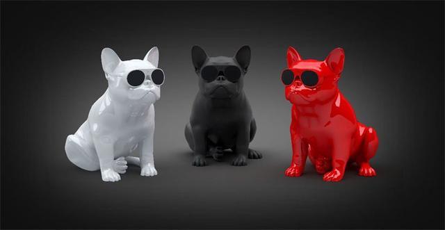 """画像: モダニティ、フランスのオーディオブランド""""Music Life""""の販売を開始。第一弾は犬型Bluetoothスピーカー「Aerobull XS1」"""