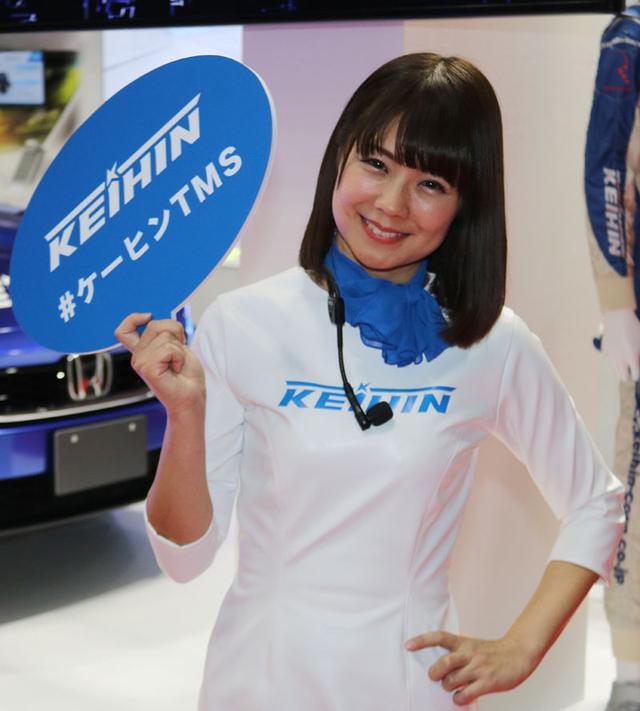 画像: 第45回東京モーターショーイベントレポ3:大型イベント恒例企画・美人コンパニオンを大紹介