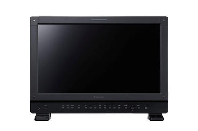 画像: キヤノン、業務用4K液晶「DP-V2421」、「DP-V1711」を4月下旬に発売。4K/60pの映像を1本で伝送できる12G-SDI端子搭載