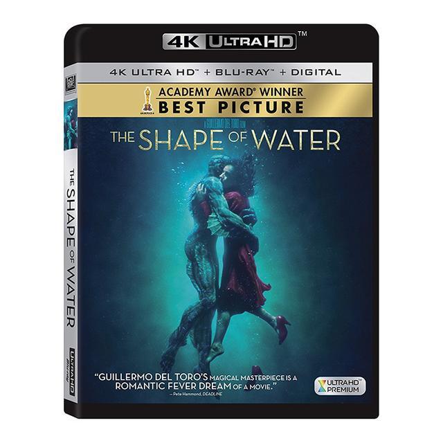 画像: UHD Blu-rayレビュー『シェイプ・オブ・ウォーター』アカデミー作品賞受賞作【世界4K-Hakken伝】