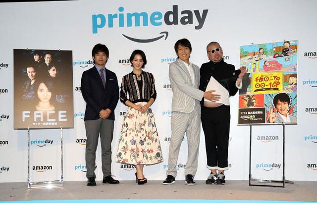 画像: アマゾン、一日限りの特売セール「Amazonプライムデー」、本日18時より、世界13か国で開催。番組会見に剛力彩芽が登壇