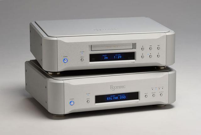 画像: エソテリックP-05X/D-05Xレビュー: SACD/CDトランスポートとDACのセパレート型システムは高分解能で響きが繊細