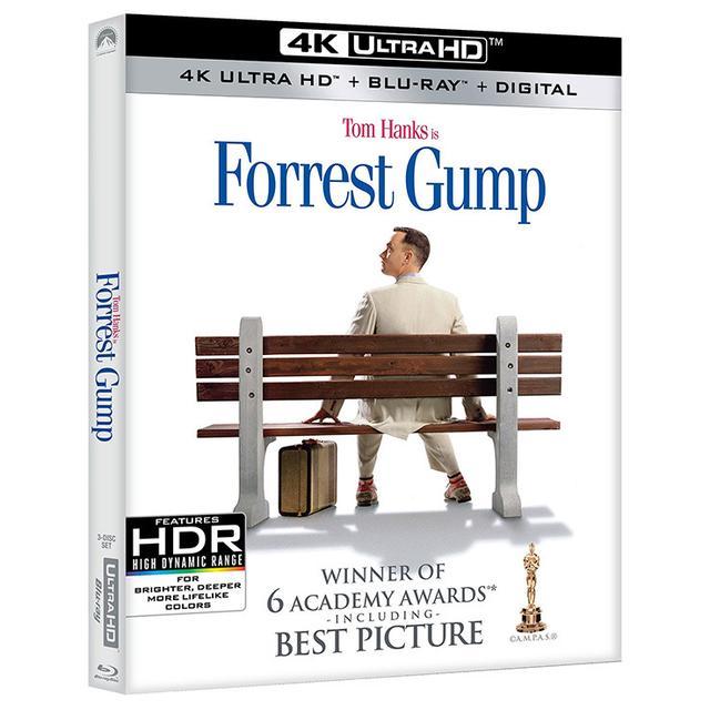 画像: 映画番長の銀幕旅行『フォレスト・ガンプ/一期一会』アカデミー賞6部門に輝く感動作が4K UHD Blu-rayで蘇る