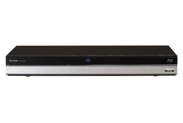 画像: シャープ BD-UT2100レビュー:4K Ultra HD Blu-rayの再生に対応したBD/HDDレコーダー