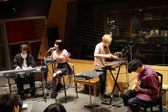 画像: 人気バンドfhanaがアルバム『World Atlas』発売記念トーク&ライブイベント開催。ハイレゾと生の歌声に酔いしれた!