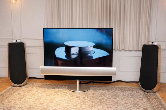 画像: Bang & Olufsen、スピーカー「BeoLab 50」と4K有機ELテレビ「BeoVision Eclipse」の発表会を開催
