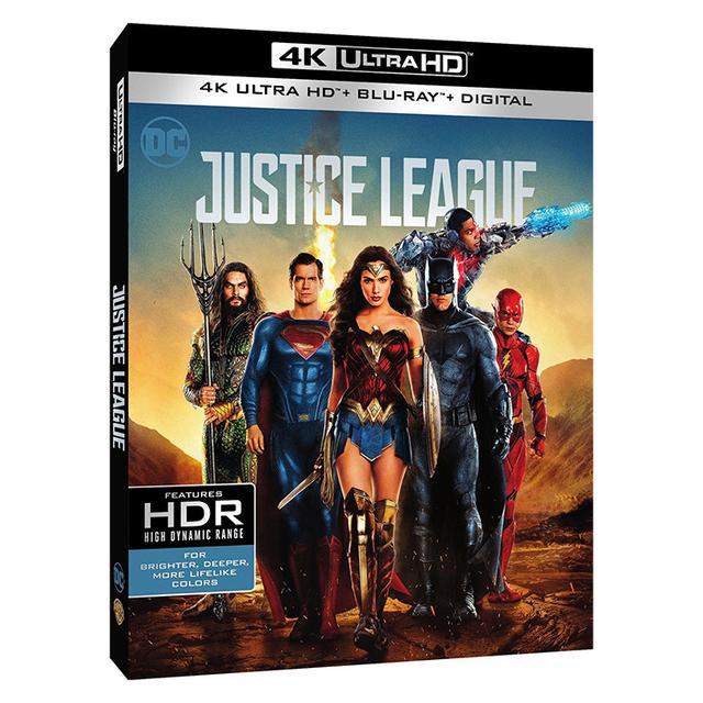 画像: 映画番長の銀幕旅行01/19:『ジャスティス・リーグ』DCエクステンデッド・ユニバース最新作早くもリリース