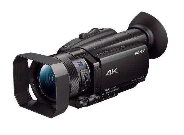 画像: ソニー、4K&HDR対応のビデオカメラ「FDR-AX700」、20万円で10/13に発売。像面位相差AFセンサーも搭載!