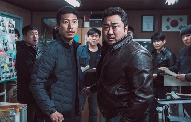 画像: 【コレミヨ映画館vol.6】『犯罪都市』殴る、走る、ニヤリと笑う。我らがマ・ドンソク兄ィ大快演の韓国暴力刑事映画!