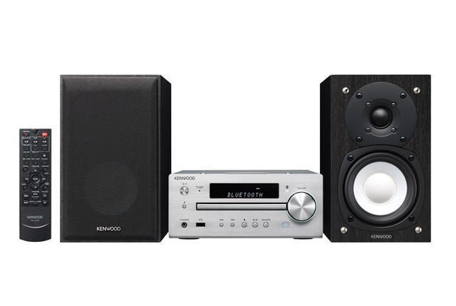 画像: ケンウッドのミニコンポ「Kseries K-515」をレビュー。CD/ハイレゾ/BTとも、聴く喜びに満ちた「いい音」