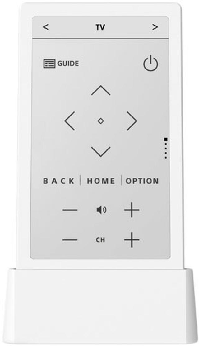 画像: ソニー、マルチリモコン「HUIS REMOTE CONTROLLER」のクレードルセットモデルの販売を7月21日よりスタート
