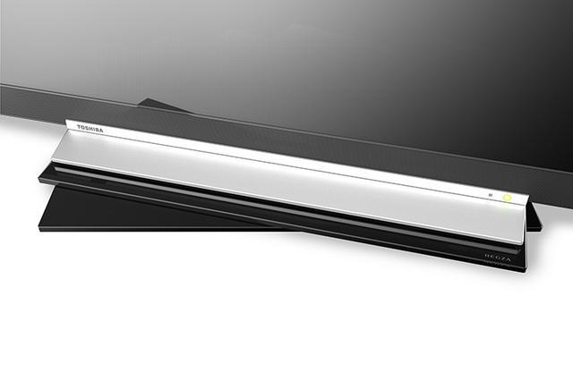 画像: 東芝、レグザ純正のテレビ回転台「RL-SW70」を12,000円で発売。左右20度にスムーズに角度調節できる