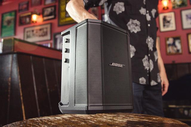 画像: BOSE、ポータブルPAスピーカー「S1 Pro」を発売。フロアーモニターやBTスピーカーとしても使える多用途モデル