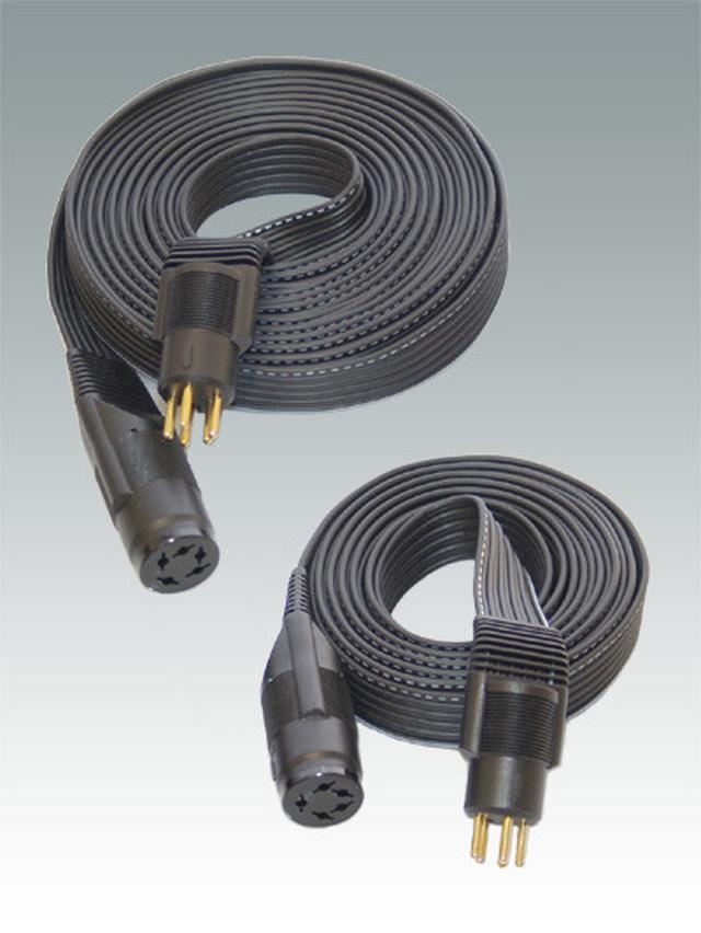 画像: スタックス、イヤースピーカー専用延長ケーブル「SRE-750H/725H」発売導体に日立金属製HiFCを採用