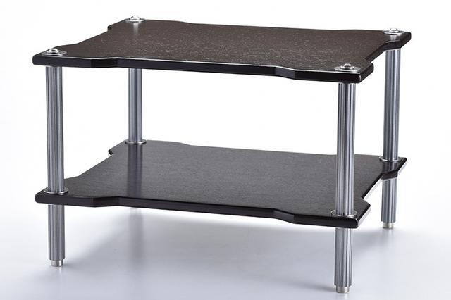 画像: ティグロン、幅390mmのオーディオラック「MPR」シリーズを8月発売。制振性に優れるマグネシウム製支柱を採用