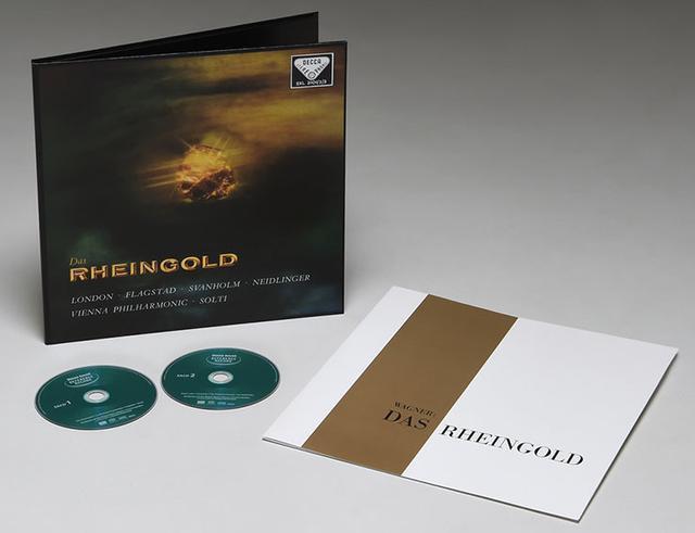 画像: ショルティ&ウィーン・フィルの金字塔『ワーグナー:楽劇《ラインの黄金》』がSACDで発売。幻のマスターテープを採用
