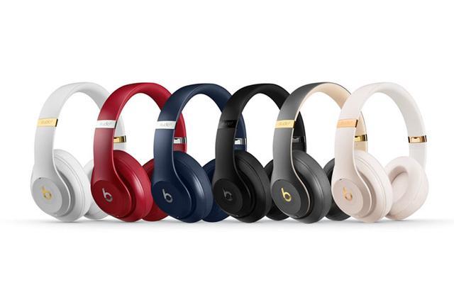 画像: BeatsのBTヘッドホン「Beats Studio3 Wireless」、W1チップ+ノイズキャンセリング機能搭載で34,800円