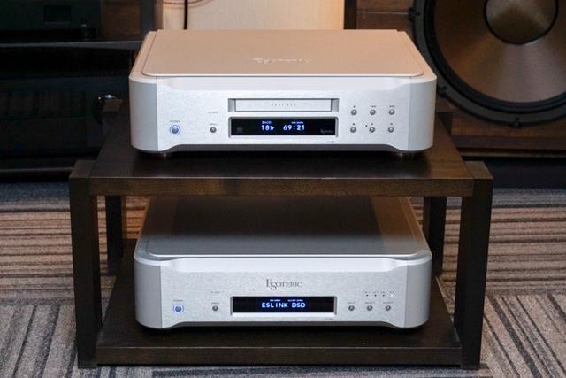 画像: SSO新製品レビュー:エソテリックのSACDトランスポート「P-05X」、D/Aコンバーター「D-05X」を聴いた