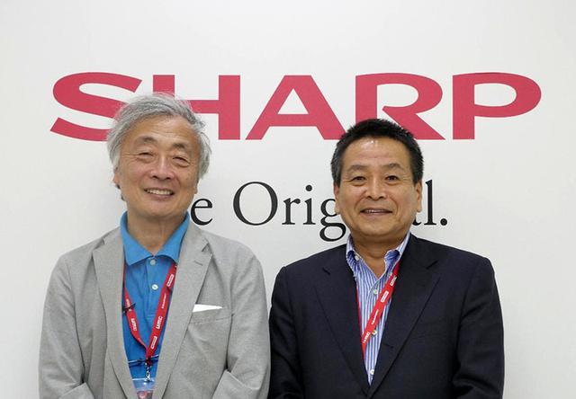 画像: 【麻倉怜士のIFA 2017報告】Vol.10:シャープをもう一度認知してもらいたい。新しい革新に取り組む石田副社長に聞く