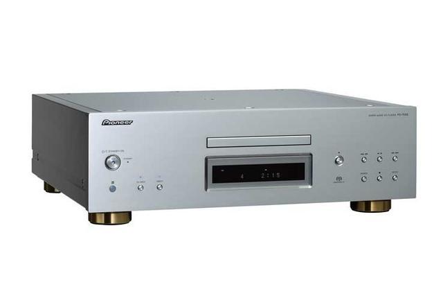 画像: パイオニアのSACD/CDプレーヤー「PD-70AE」レビュー。録音現場の気配が分かるほど生々しいサウンドだ