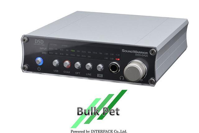 画像: USBオーディオの新転送方式「Bulk Pet」の対応製品が急増中。サウンドウォーリア「SWD-DA20」やNmode「X-DP10」他