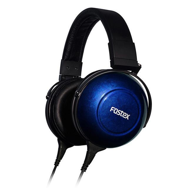 画像: FOSTEX、最上位ヘッドホン「TH900mk2」5周年モデルを数量限定発売。青い漆塗り&スタンド付で20万円