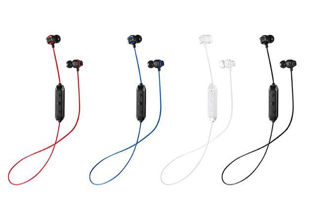画像: JVC、Bluetoothイヤホン「HA-FX101BT」を4,500円で発売。重低音&タフ指向の「XX」シリーズエントリー機