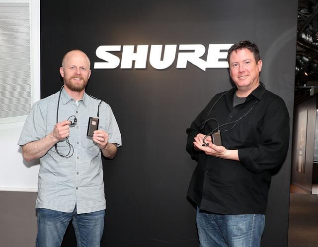 画像: Shure、コンデンサー型イヤホンシステムの新製品「KSE1200」の開発責任者マット&ショーンにインタビュー!