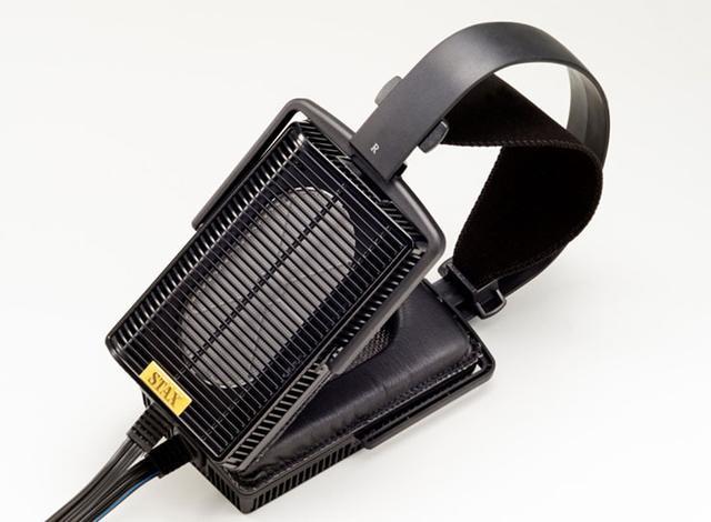画像: STAX80周年を記念し、静電型ヘッドホン「SR-L300Limited」、専用アンプのカラバリ「SRM-353XBK」を限定発売