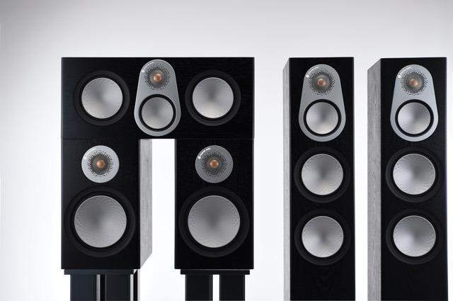 画像: モニターオーディオのスピーカー「新Silver」シリーズで2ch&サラウンド再生に挑戦。3次元音響に身を委ねる愉悦に浸れた