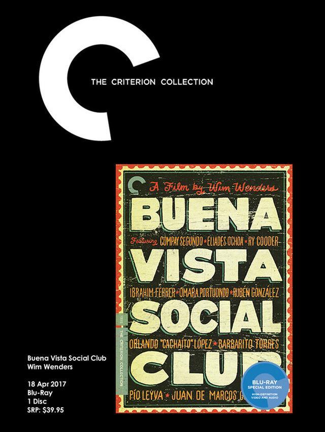 画像: 映画番長の銀幕旅行 1/19公開クライテリオンからのお知らせ《1》『ブエナ・ビスタ・ソシアル・クラブ』