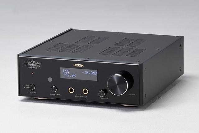 画像: フォステクスHP-A8MK2レビュー:DAC内蔵ヘッドホンアンプのマーク2。DSD 11.2MHzをサポート