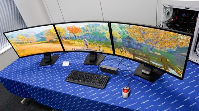 画像: PCゲームに最適。アイ・オー、27型曲面パネル液晶ディスプレイ「LCD-GC271XCVB」を発売
