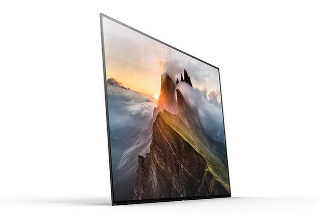 画像: ソニー、CESで同社初の4K有機ELテレビXBR-A1Eシリーズ発表。現実世界に近い黒や明るさを追求