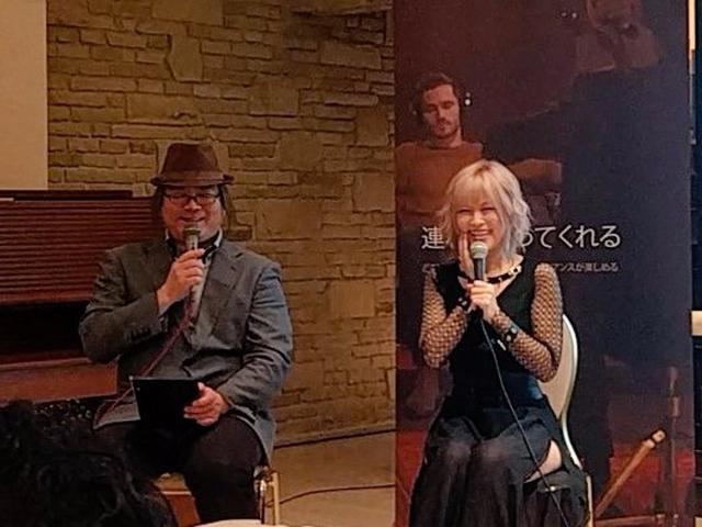 画像: 【春のヘッドフォン祭2017】佐咲紗花さんと野村ケンジさんのMQA&DAPトークセッション