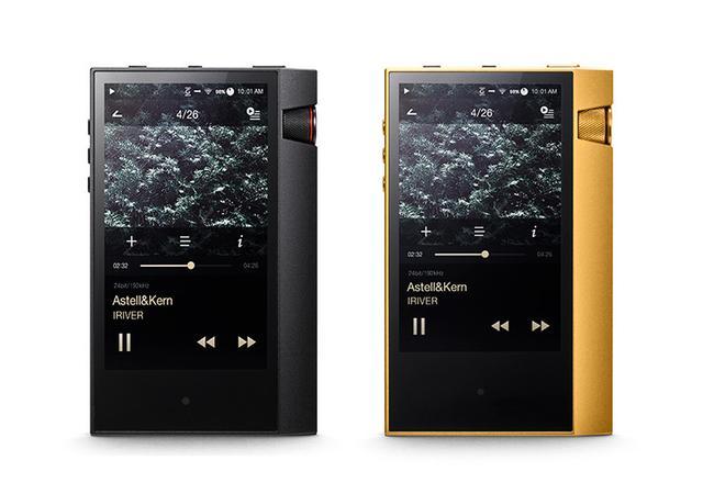 画像: Astell&KernのDAP「AK70」に限定生産色「Obsidian Black」「Heritage Gold」登場