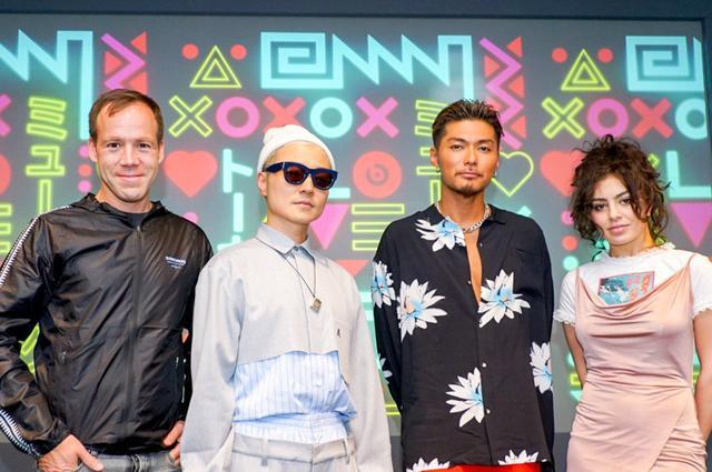 画像: Beats by Dr. Dre、Apple銀座でEXILE SHOKICHI、VERBALらを招いた一夜限りのイベントを開催