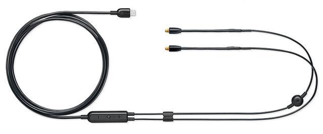画像: シュア、CESでLightningに対応したイヤホンリケーブルを発表。DACとヘッドホンアンプを搭載