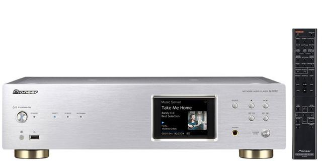 画像: パイオニア、7月上旬よりネットワークオーディオプレーヤー「N-70AE」と「N-50AE」を発売