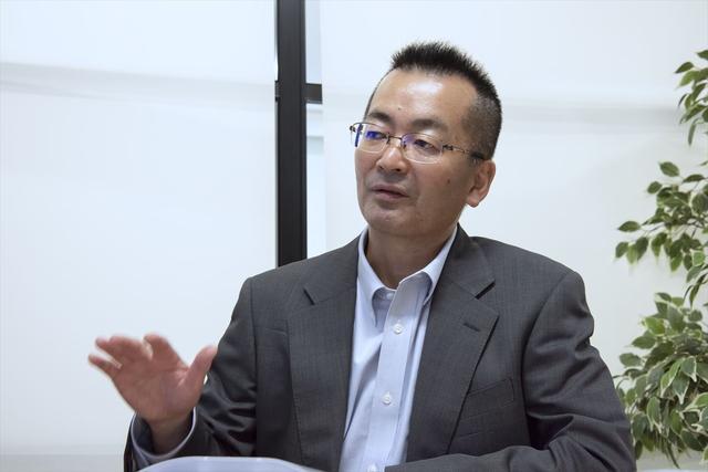 画像: オリオン電機 取締役 常務執行役員 市川博文さん