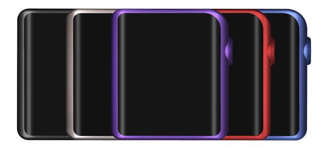 画像: SHANLINGの超小型デジタルオーディオプレーヤー「M0」。7/2発売で、価格は1.6万円前後。カラーリングは写真の5色をラインナップする