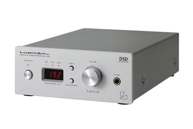 画像: ラックスマンDA-150レビュー:ハツラツとした音の小型USB DACヘッドホン再生も充分な性能を発揮