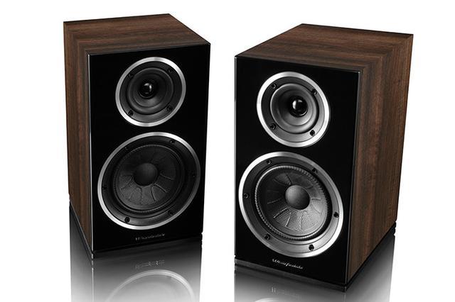 画像: ワーフェデール、ブックシェルフ型スピーカー「DIAMOND 225」発売ウーファー大型化で低音を充実