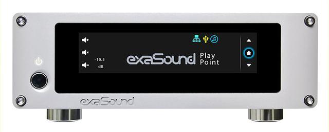 画像: exaSound、「PlayPoint」の最新ファームウェアを公開Roon 1.3対応、音量調整強化など